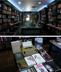 Livraria pó dos livros